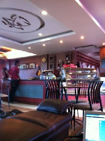 Flavours Cafe: lovely atmosphere