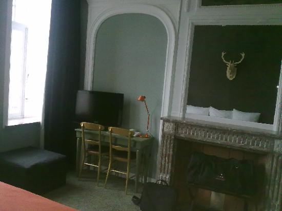 Chateau de la Poste: Chambre