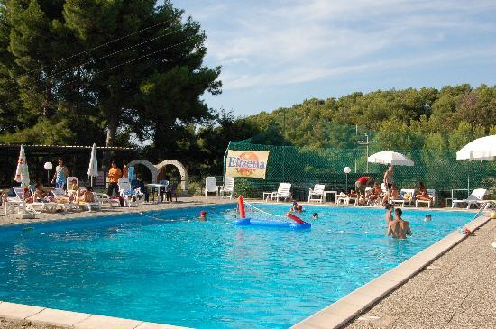 Villaggio Elisena: Piscina
