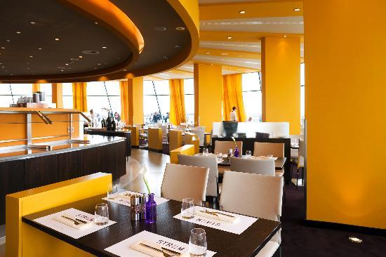 Restaurant Strom im Atlantic Hotel Bremerhaven: Lunch