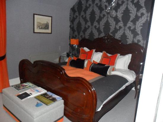 The Torridon: Our bedroom