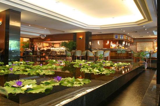 Bangkok Hotel Lotus Sukhumvit: Lobby area