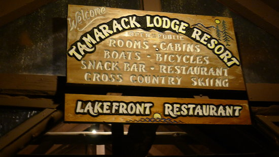 The Lakefront Restaurant