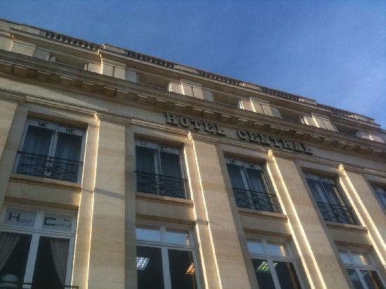 Hotel Central: facade hotel
