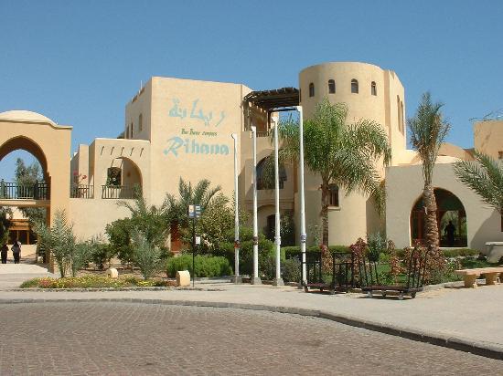 Three Corners Rihana Resort : Hauptportal