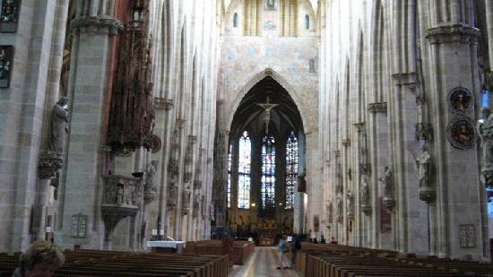 Ulmer Muenster: Inside the Ulm Munster