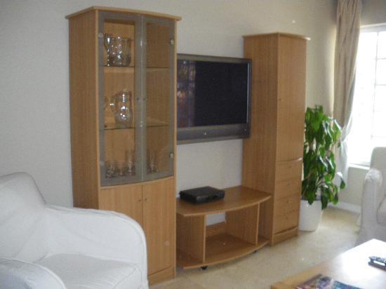 Bentley Hotel South Beach: lato televisore soggiorno