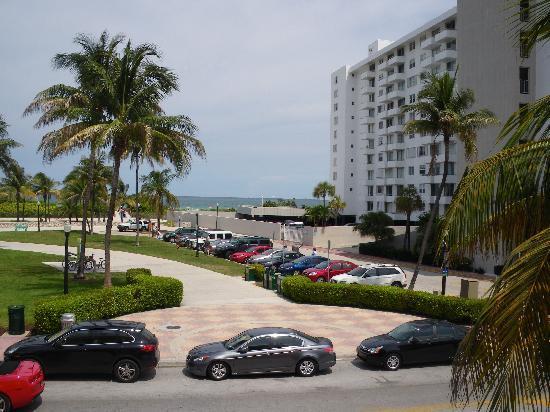 Bentley Hotel South Beach: vista dalla finestra