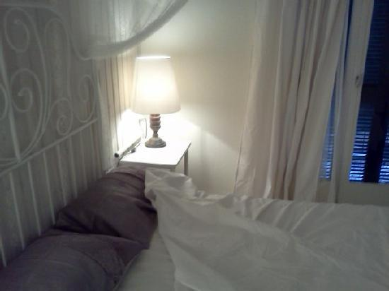 Hotel Avra: Double bed