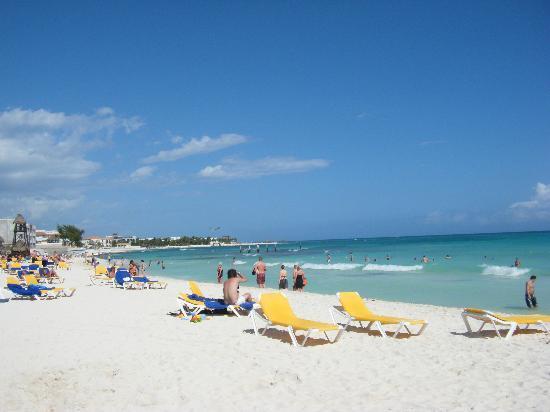 IBEROSTAR Paraiso Del Mar: Mooi strand
