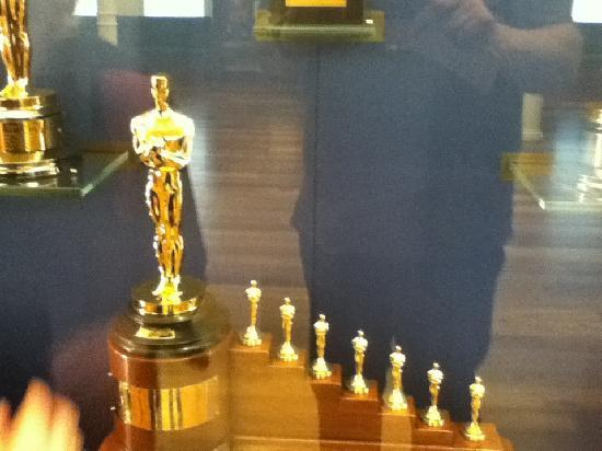 Walt Disney Family Museum: The special Oscar produced for 'Snow White and the Seven Dwarfs'