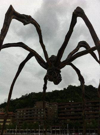 พิพิธภัณฑ์กุกเกนไฮม์ บิลเบา: The spider