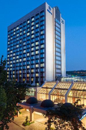 Ankara Hilton SA: Exteriour 2