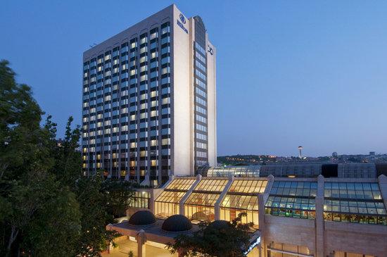โรงแรมอันคารา ฮิลตัน เอสเอ: Exteriour 1