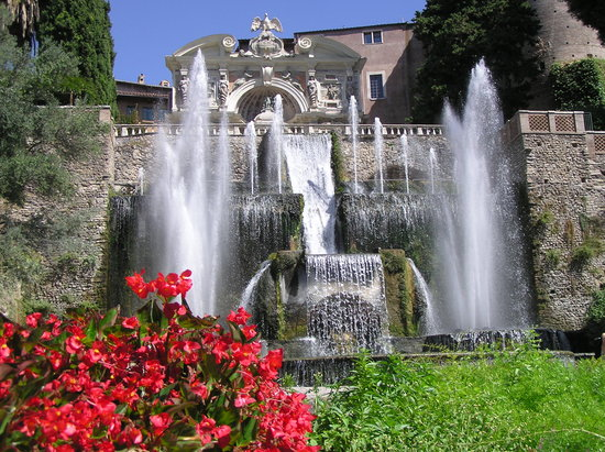 Tivoli, Italie : The Beauty of Villa D'Este