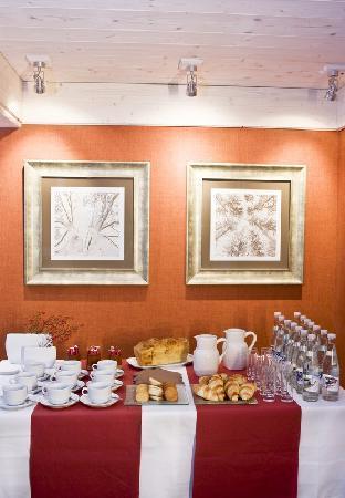 Hotel Royal Rochebrune: Seminar Room