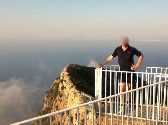 Monte Solaro: Die Belohnung für den Anstieg - die Aussicht