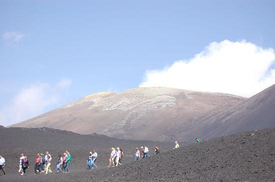 La Porta dell'Etna: Etna