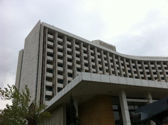 ฮิลตัน เอเธนส์ โฮเต็ล: The hotel