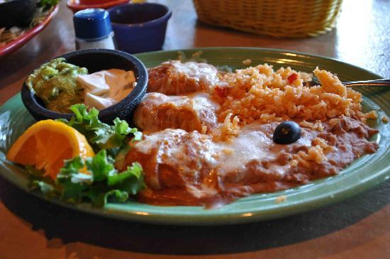 The Blue Agave: The Chimis