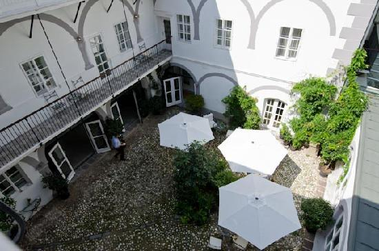 Antiq Palace Hotel & Spa: From my room (Petite Suite)