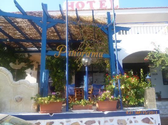 Hotel Panorama Gennadi