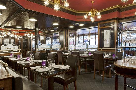Restaurant Terminus Saint Lazare