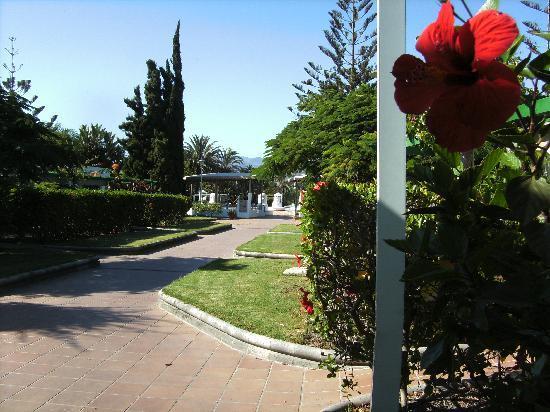 Bungalows Cordial Sandy Golf: Eingangsbereich Bungalowanlage