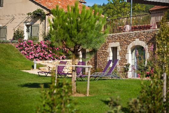 Hotel Spa Le Saint Cirq: Hôtel Le Saint Cirq***