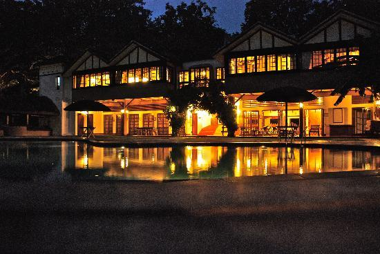 Evolve Back, Coorg: View from the Pool