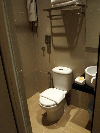 โรงแรมชูเลียเฮริเทจ: Bathroom