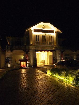 โรงแรมชูเลียเฮริเทจ: Exterior