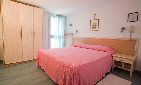 Camera dell'Hotel Belvedere di Gatteo Mare
