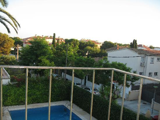 Sunway San Jorge Apartments in Sitges: view
