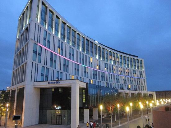 Hilton Liverpool City Centre: North exterior