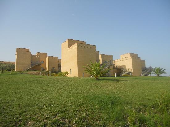 Menfi Beach Resort: Villaggio