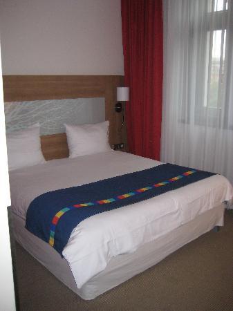 โรงแรมปาร์คอินน์ ปราก: Park Inn Praha