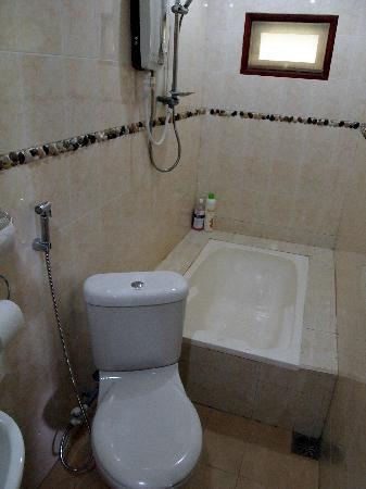 Pasir Belanda: Toilete