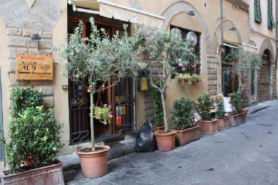 Acqua Al 2: Remember this facade