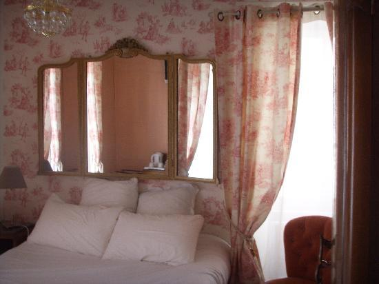 L'Auberge Normande: chambre standart