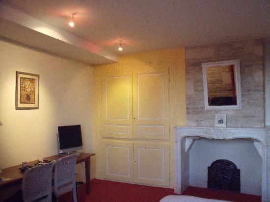 Hotel-Restaurant Le Marius: kamer reserve