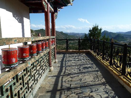 Gorkhi-Terelj National Park: Monastère Gunji