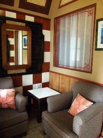 คอรัลวิว ไอส์แลนด์ รีสอร์ท: luxury garden view room