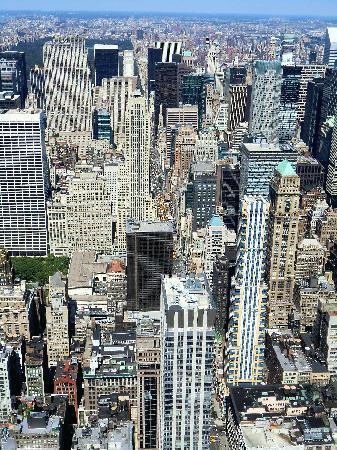 Empire State Building: Aussicht vom ESB
