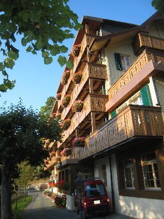 Hotel Alpenrose Wengen: Alpenrose Hotel, Wengen