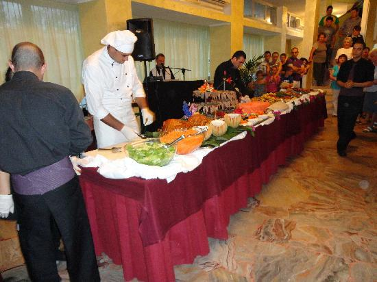 Hotel Jumbo: Sala ristorante