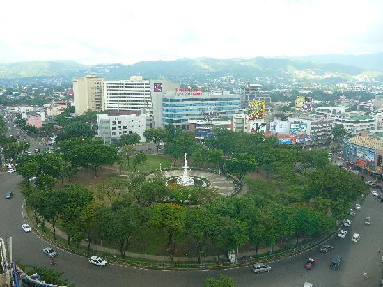 Summit Circle Cebu: View from 12th floor