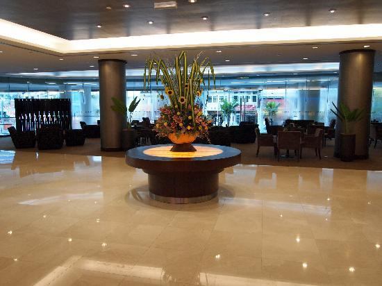 โรงแรมฟูรามาบูกิทบินตาง: Lobby/reception
