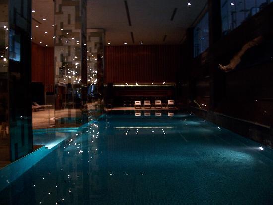 Crowne Plaza Istanbul Asia: kapalı havuz