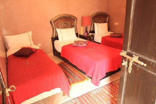 Riad Princesse du Desert: Chambre